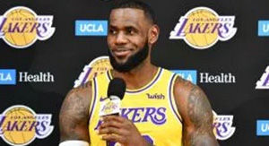 LeBron James Divulges What He Told Lonzo Ball After Lakers-Cavs Game Last Season