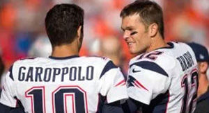 Here's What Tom Brady Texted Jimmy Garoppolo After 49ers QB Tore ACL