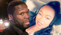 50 Cent's Baby Mama Claps Back at His Threat to Derail Her Reality TV Gig