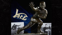Heisman Trophy Hits Auction Block, Could Fetch Over $400k!!