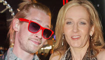 Macaulay Culkin Asks J.K. Rowling to Write Him into Next 'Fantastic Beasts' Movie