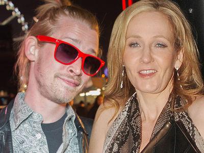 Macaulay Culkin Asks J.K. Rowling to Write Him into Next 'Fantastic Beasts' Movie