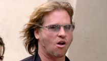 Val Kilmer Sued for Copying Artist's Tumbleweed Sculptures