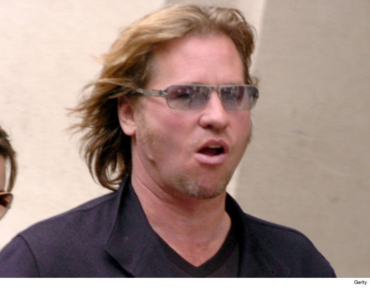 0927 val kilmer getty 4 - Val Kilmer Sued for Copying Artist's Tumbleweed Sculptures