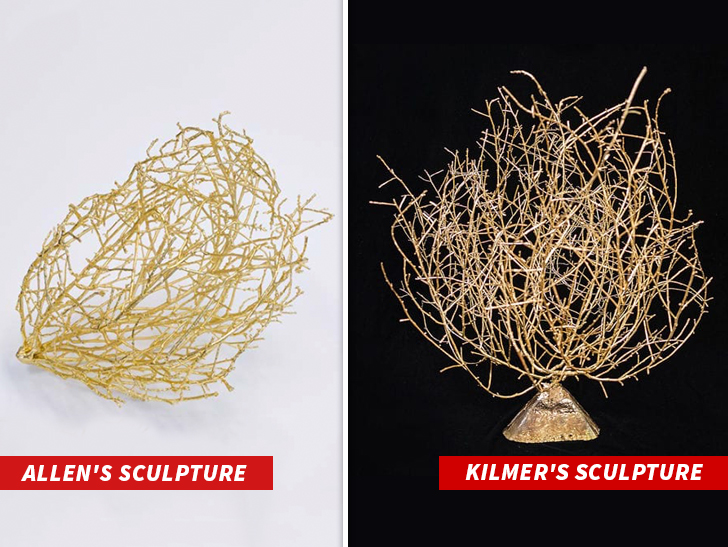 0927 val kilmer sculptures lawsuit 3 - Val Kilmer Sued for Copying Artist's Tumbleweed Sculptures