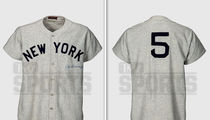Joe DiMaggio Signed World Series Jersey Expected To Sell For $400k