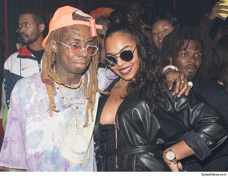 0928 lil wayne splash 7 - Tiffany Haddish Hits Up Lil Wayne's Bday Bash After 'Carter V' Drops