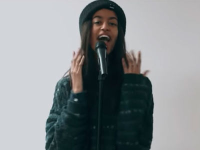 Malia Obama Makes Music Video Debut Dancing, Playing Harmonica