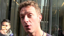Chris Martin Takes Stage to Assure Global Citizen Crowd No Shots Were Fired