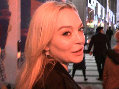 Lindsay Lohan's Friends Alarmed at Her Mental Health and Want Her Back in the U.S.