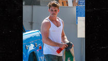 Miles Teller Looks Buff as He Films 'Top Gun: Maverick'