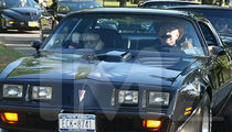 Burt Reynolds Honored at New York Car Show with '100-Trans Am Salute'