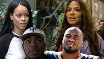 Suspect in Rams' Star Robert Woods' Burglary Tied to Rihanna, Puig & Milian Break-Ins