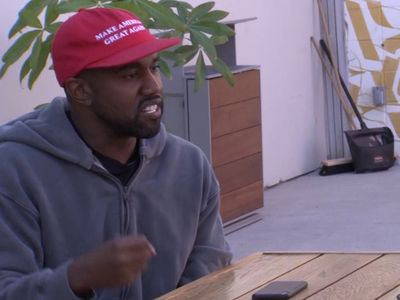 Kanye West Says He Called Colin Kaepernick to Arrange White House Visit