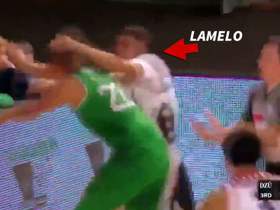 LaMelo Ball Slaps Opponent, Gets Ejected from JBA Game
