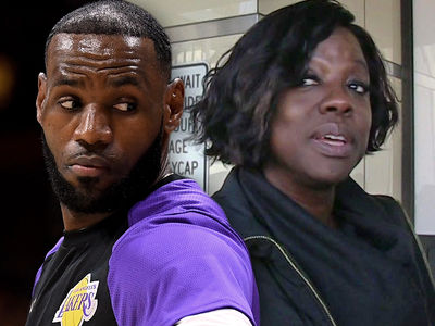 LeBron James, Viola Davis Targeted By Celebrity Burglars, LAPD Says