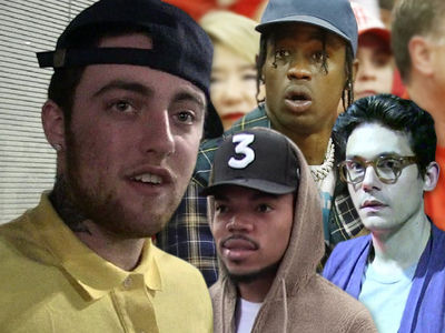 Mac Miller's Celebration of Life Show to Include Travis Scott, SZA, John Mayer