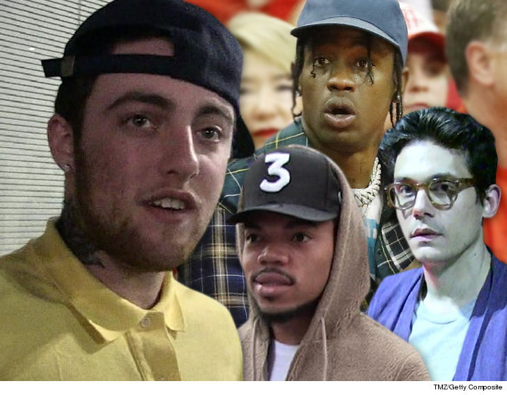 Mac Miller tribute concert to feature Travis Scott, SZA, John Mayer