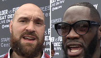 Deontay Wilder & Tyson Fury Talk Tons Of Trash, Who Does It Better?