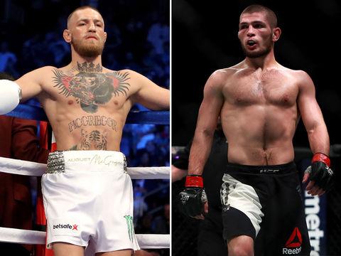 Conor McGregor (30) vs. Khabib Nurmagomedov (30) -- UFC Edition