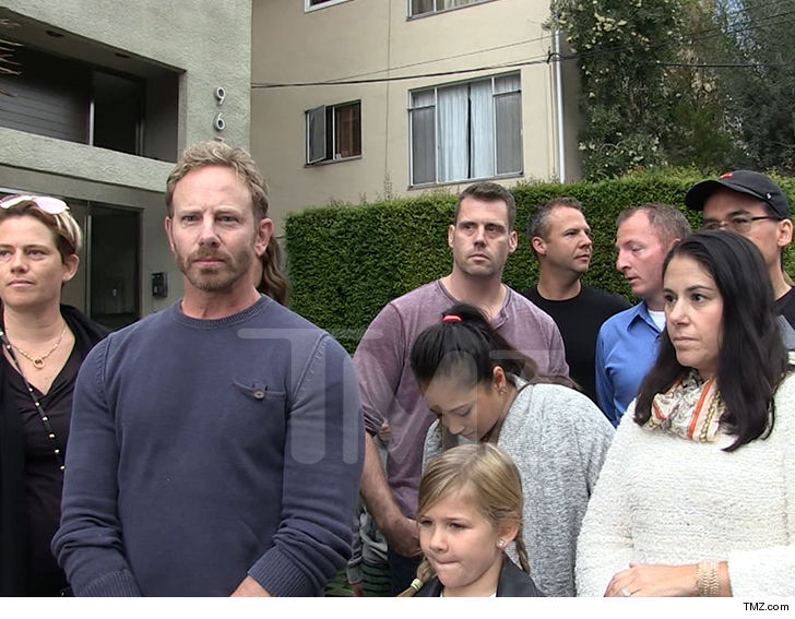 Ian Ziering Protests School Bully That's Threatened to Kill Other Students