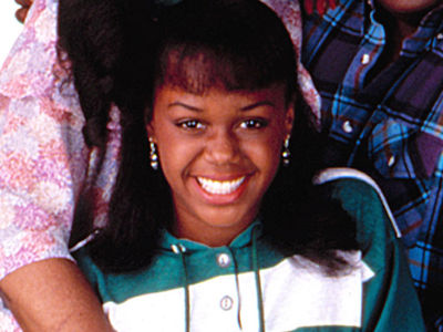 Judy Winslow on 'Family Matters' 'Memba Her?!