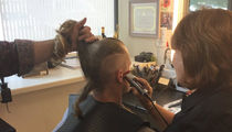Noah Syndergaard Takes Razor to Legendary Hair for 'Vikings' Role