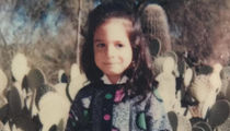 Guess Who This Polka Dot Tot Turned Into!