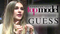 'America's Next Top Model' Alum Natalie Pack Sues Guess for $1.265 Million