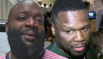 Rick Ross Exonerated in 50 Cent's Lawsuit Over 'In Da Club'