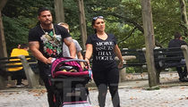 'Jersey Shore' Ronnie Ortiz-Magro Laughing Off Baby Mama Drama With Jen Harley