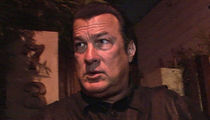 Steven Seagal Walks Out of Interview After Question of Rape Allegation