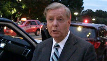 Lindsey Graham Says Liberals Will Jump Out of Buildings if Trump Wins Peace Prize