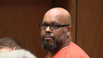 Suge Knight Glares at Courtroom Gallery as He's Officially Sentenced