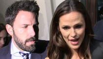Ben Affleck Closely Monitored in Custody Agreement with Jennifer Garner