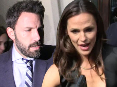 Ben Affleck and Jennifer Garner Sign Off on Divorce