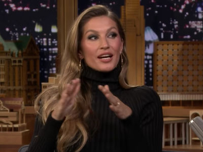Gisele Explains Terrifying Dodgeball Games With Tom Brady's Fam, 'I Was Scared!'