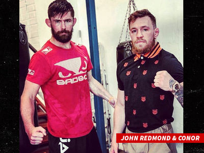 Conor McGregor's Training Partner Says Khabib's Dead In Round 1
