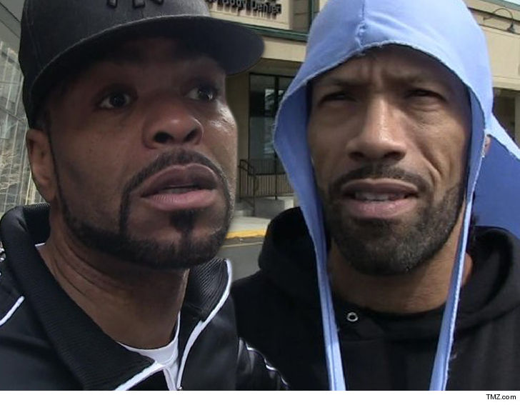 Method Man And Redman Missing From Cast of 'How High 2'
