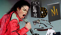Michael Jackson Logo Sparks Speculation of New Music