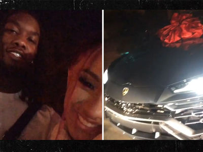 Cardi B Details Sneaky Way Offset Surprised Her with a New Lamborghini