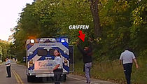 NFL's Everson Griffen Police Video After Ambulance Escape