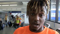 Rapper Juice WRLD Clowns Houston Cop Busted for Taking Booty Pic