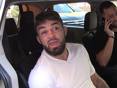 UFC's Mike Perry Made a Vegas Bet On Conor McGregor