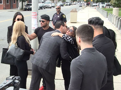 'Jersey Shore' Star The Situation Sentenced to 8 Months in Tax Evasion Case