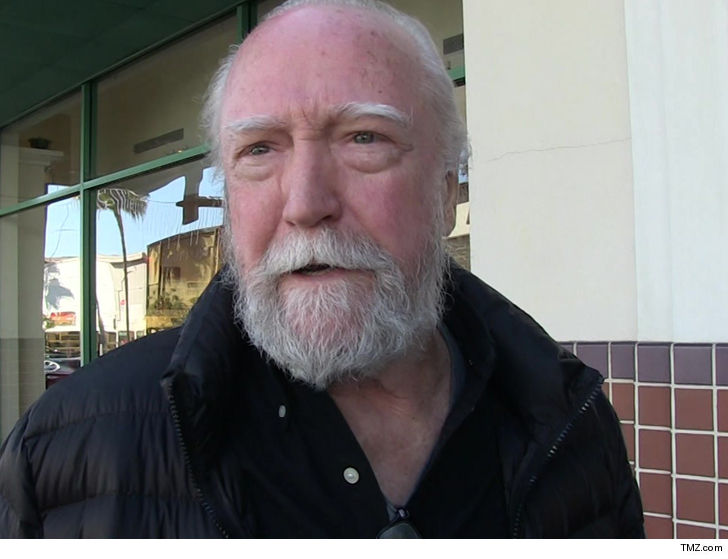'Walking Dead' actor Scott Wilson, who played Hershel, has died