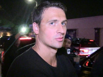 Ryan Lochte Causes Car Crash After Alcohol-Fueled Hotel Door Kicking Incident