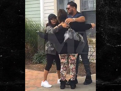 'Jersey Shore' Cast Visits The Situation Day After He Receives Prison Sentence