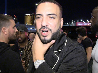 French Montana Won $100k Off Khabib/McGregor UFC Fight and Wants Rematch