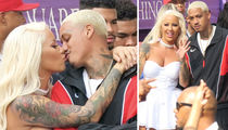 Amber Rose Dating Tyga's Best Friend 'AE,' Tyga and Blac Chyna Approve